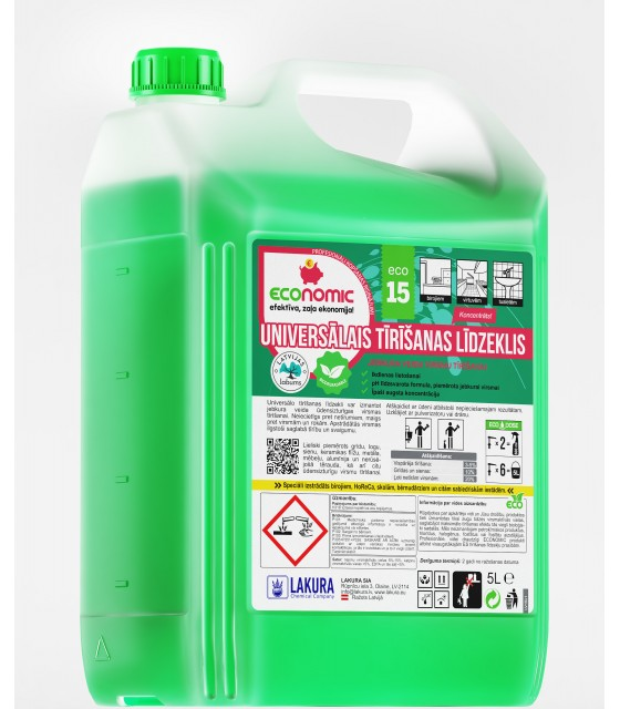 Multi Surface Cleaner 5l