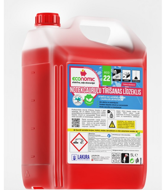 Drain Opener Liquid 5l