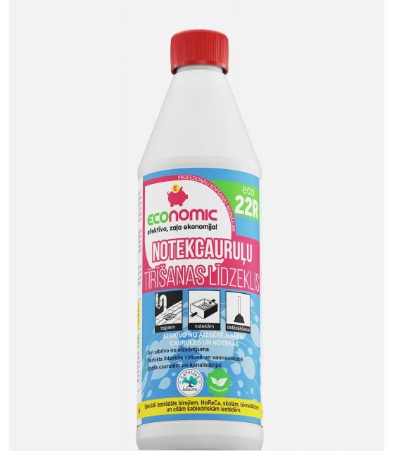 ECO 22R средство для прочистки труб 500ml