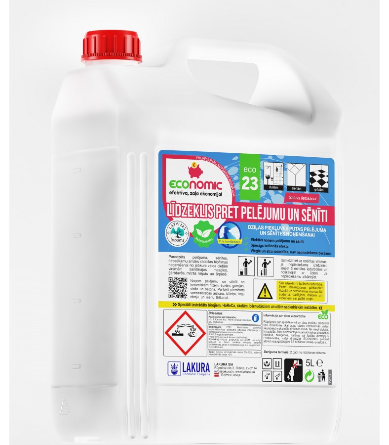 Mould & Mildew Remover 5l
