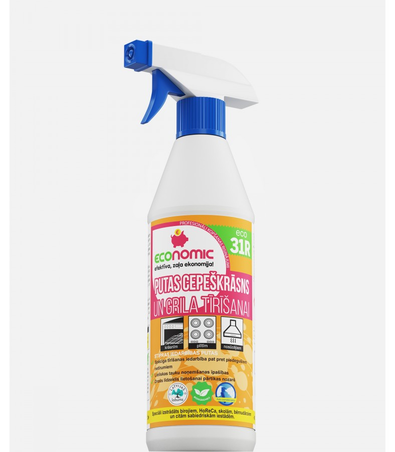 Oven and Grill  Cleaner 500ml