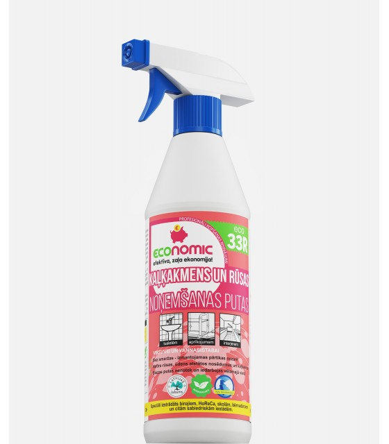 Foaming Limescale Remover 500ml