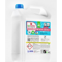 ECO 41 Foaming disinfectant 5l