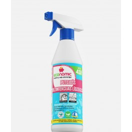 ECO 41R Foaming disinfectant 500ml