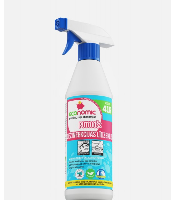 Foaming disinfectant 500ml