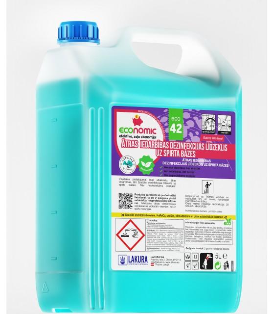 Alcohol disinfectant 5l